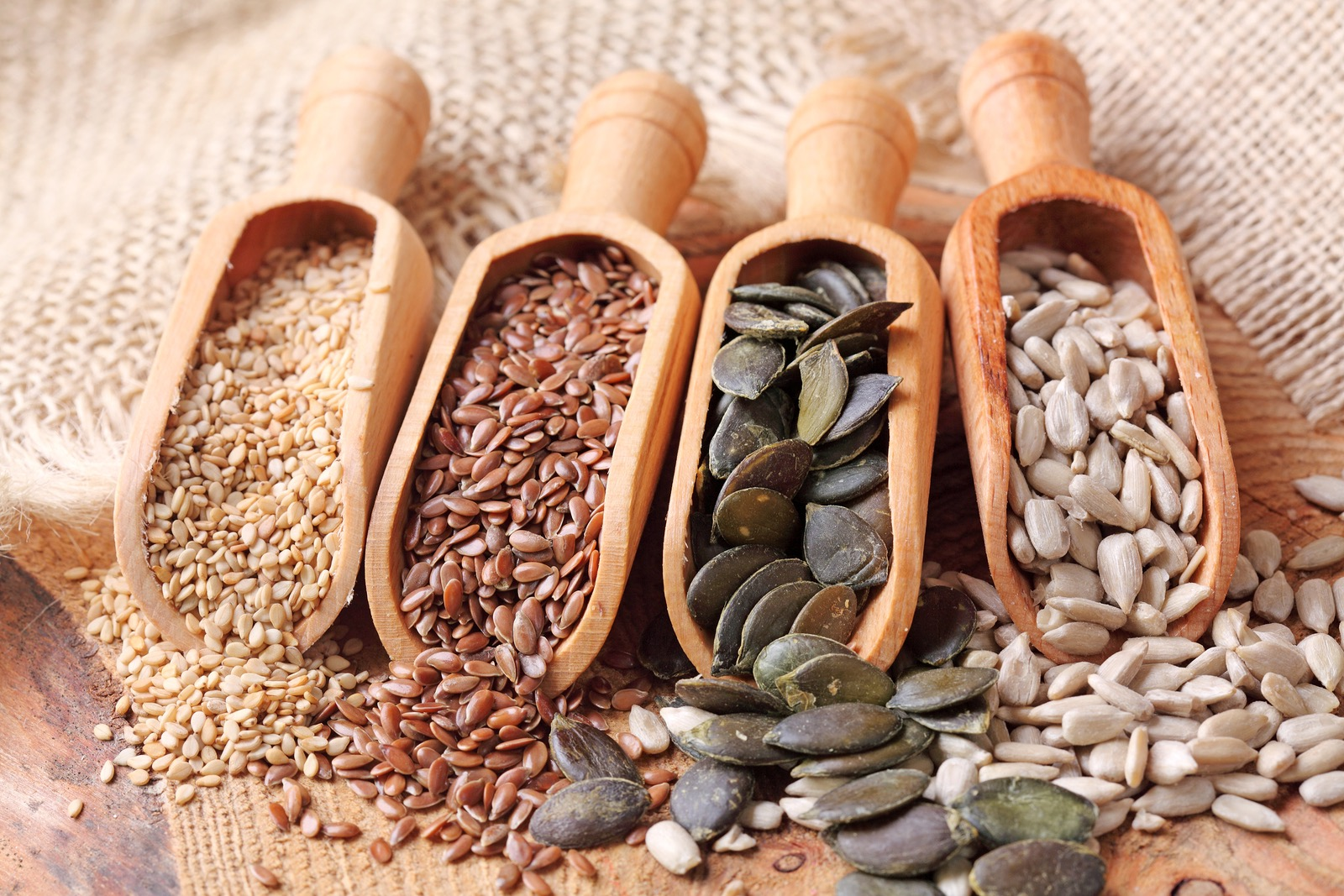 Hormonal Imbalances? Seeds Might Be Your Fix | Healthy Eating And Living