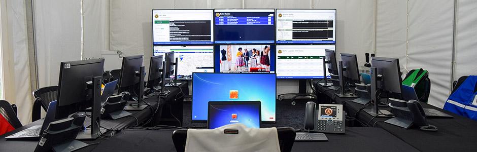 Mobile Control Center
