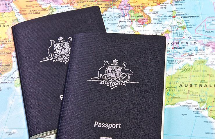 Passport Photo Griffith NSW