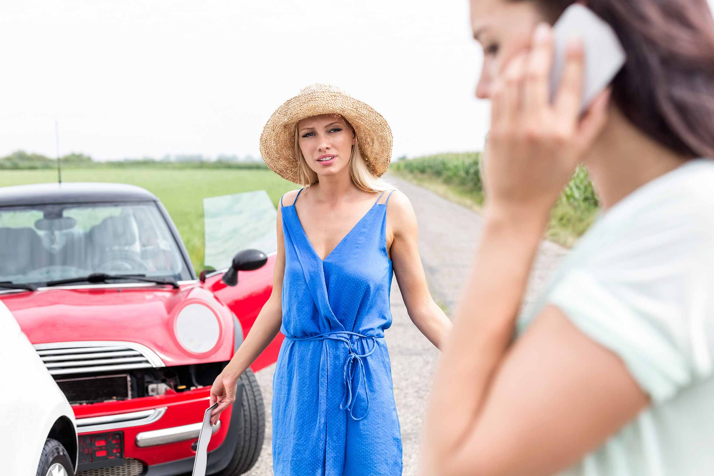 When to Hire a Personal Injury Lawyer After a Car Accident