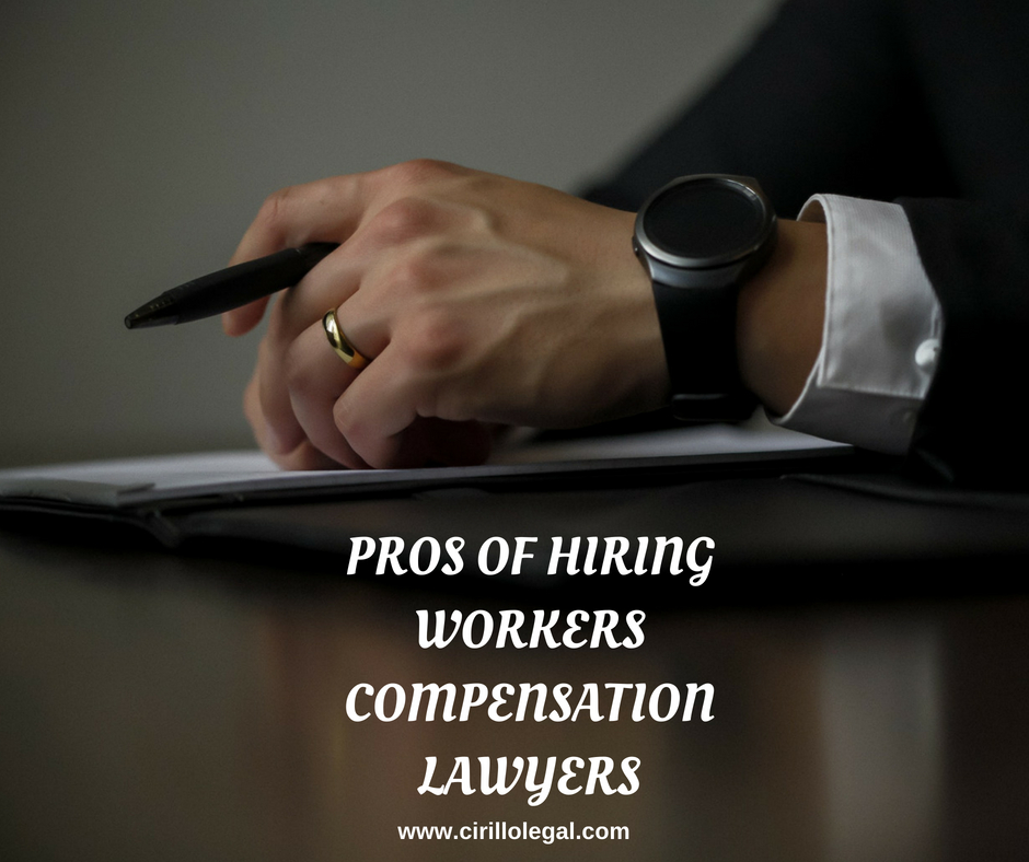 hire workers compensation lawyers