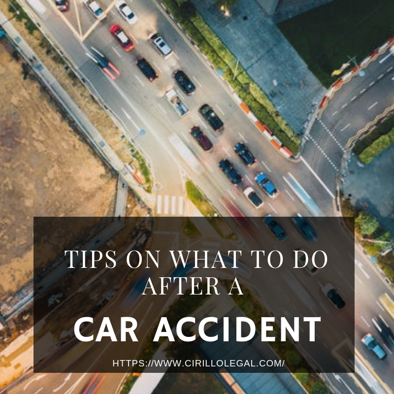 Tips on What to Do After a Car Accident in New Haven