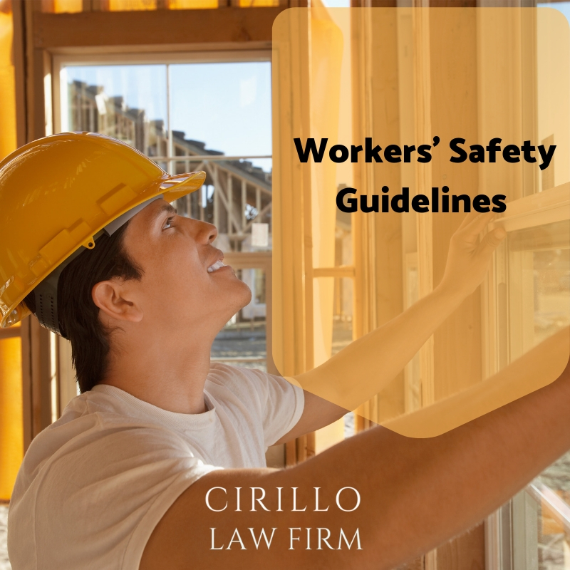 How to provide workman safety at the workplace