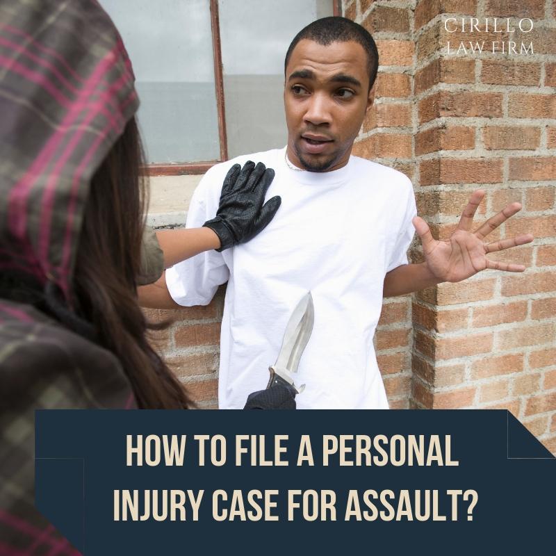 Understanding assault and personal injury