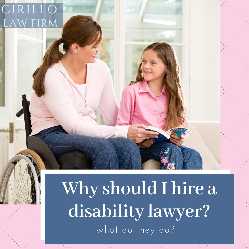 When You Need a Disability Lawyer