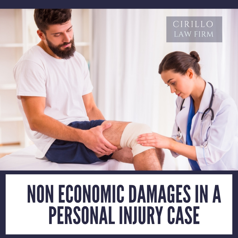Understanding non-economic loss and personal injury