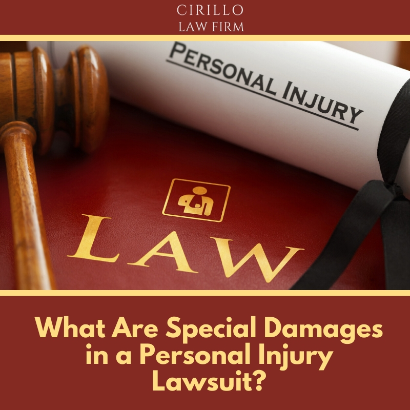 What Are Special Damages in a Personal Injury Lawsuit