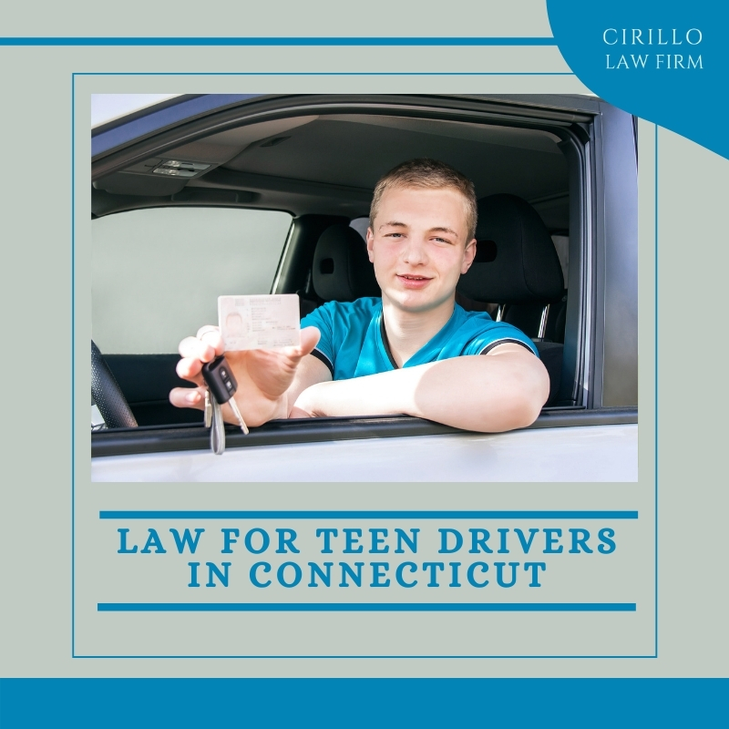 Laws for Teen Drivers in Connecticut