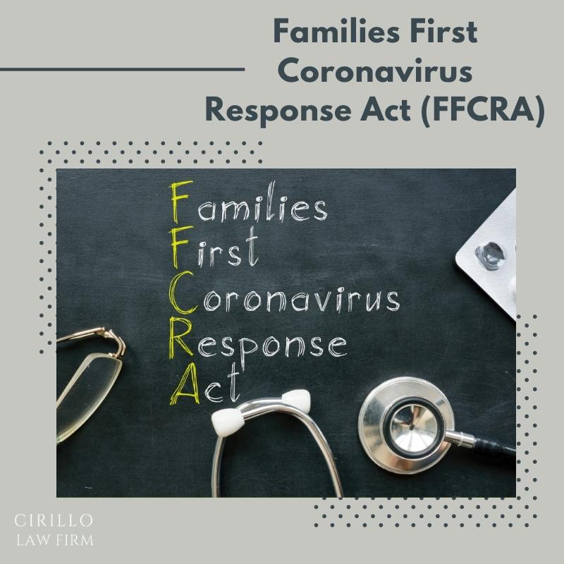 Families First Coronavirus Response Act (FFCRA)