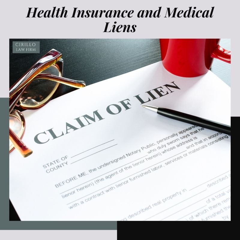 Health Insurance and Medical Liens
