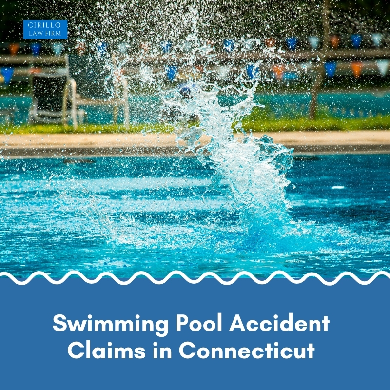 Swimming Pool Accidents Claims in Connecticut