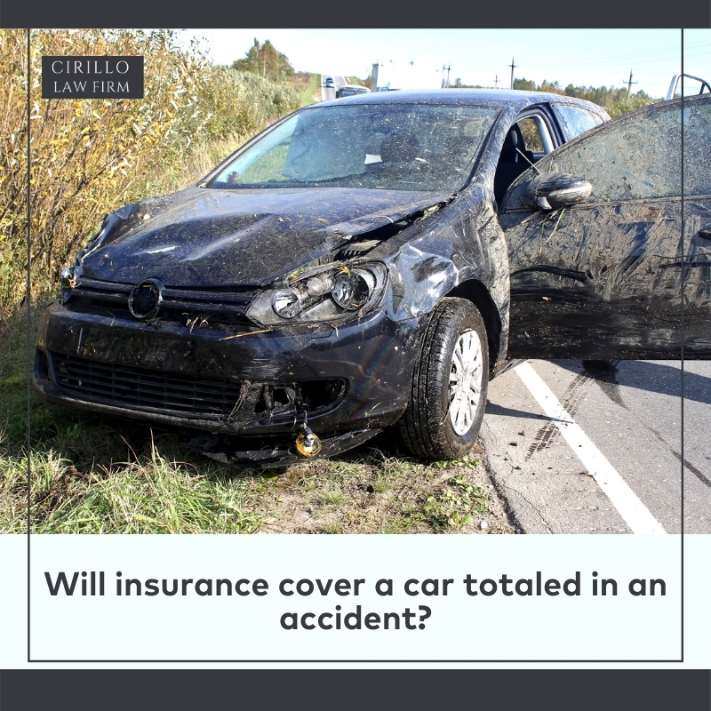 Is a Totaled Car Covered by Liability Insurance in Connecticut?