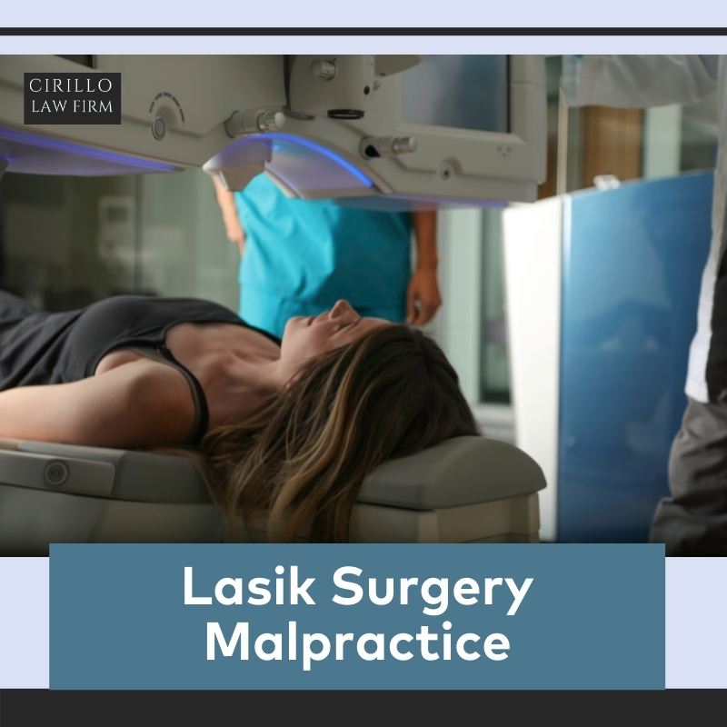 Lasik Surgery Malpractice