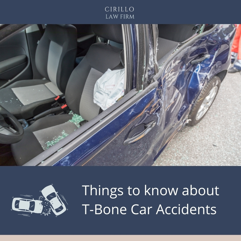 Things to Know in a T-Bone Accident