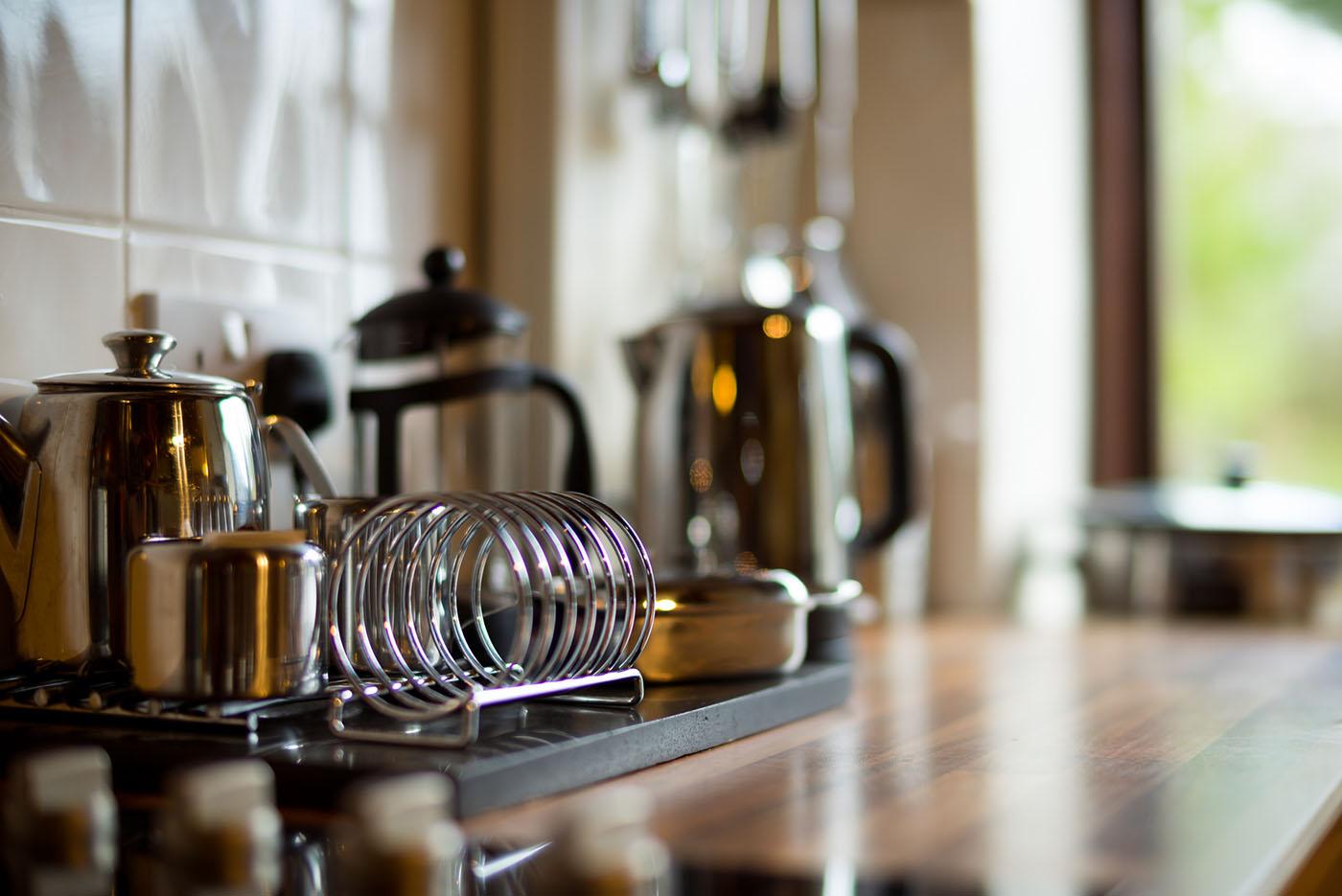 Mill wheel kitchen accessories