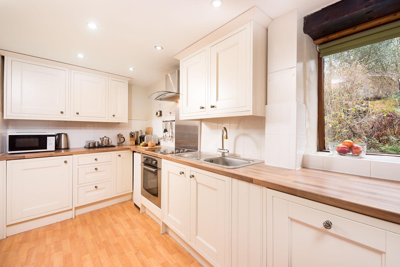 The Byre kitchen 2