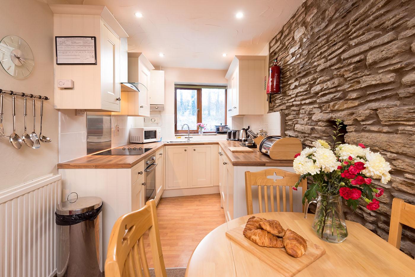 Linhay kitchen