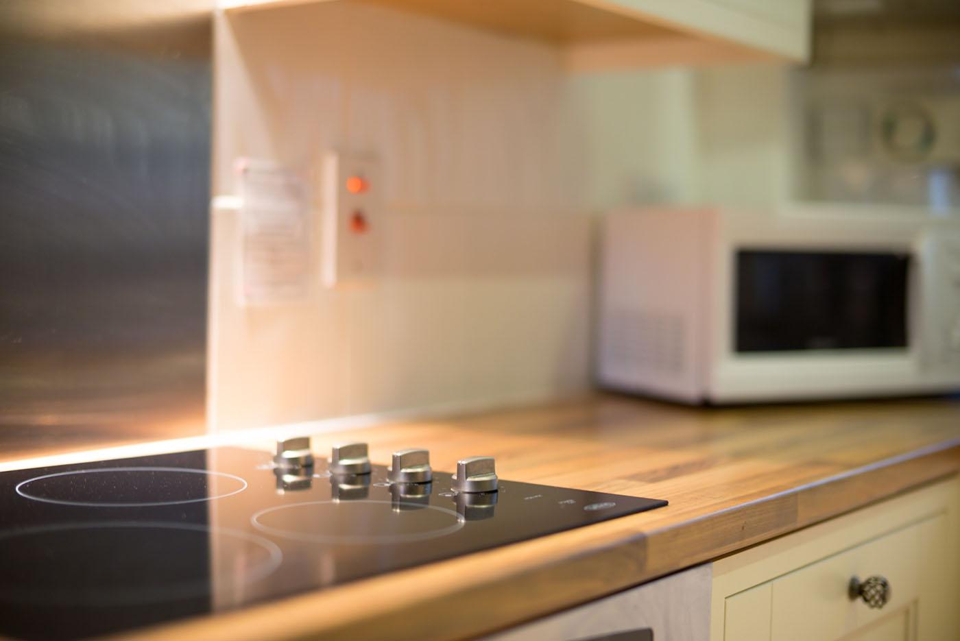 Linhay kitchen detail