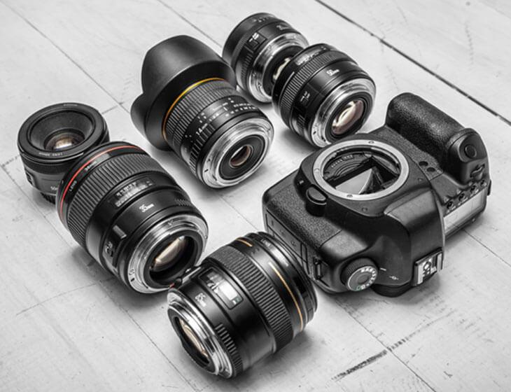 Camera Gear Rental