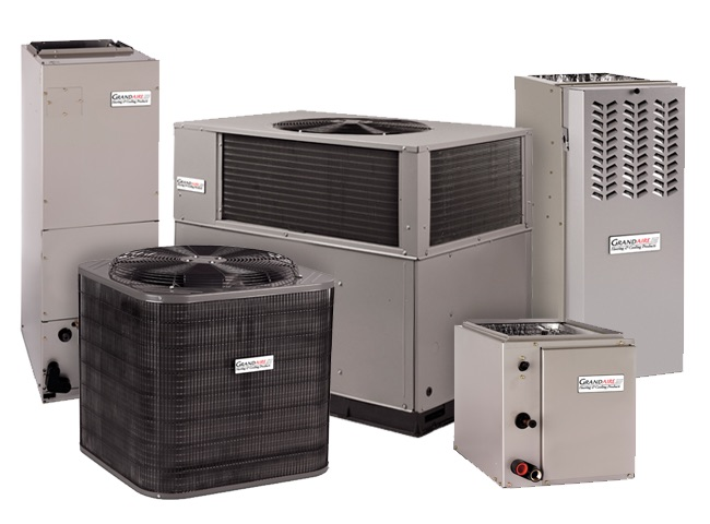 Alpha air conditioning and heating unit products