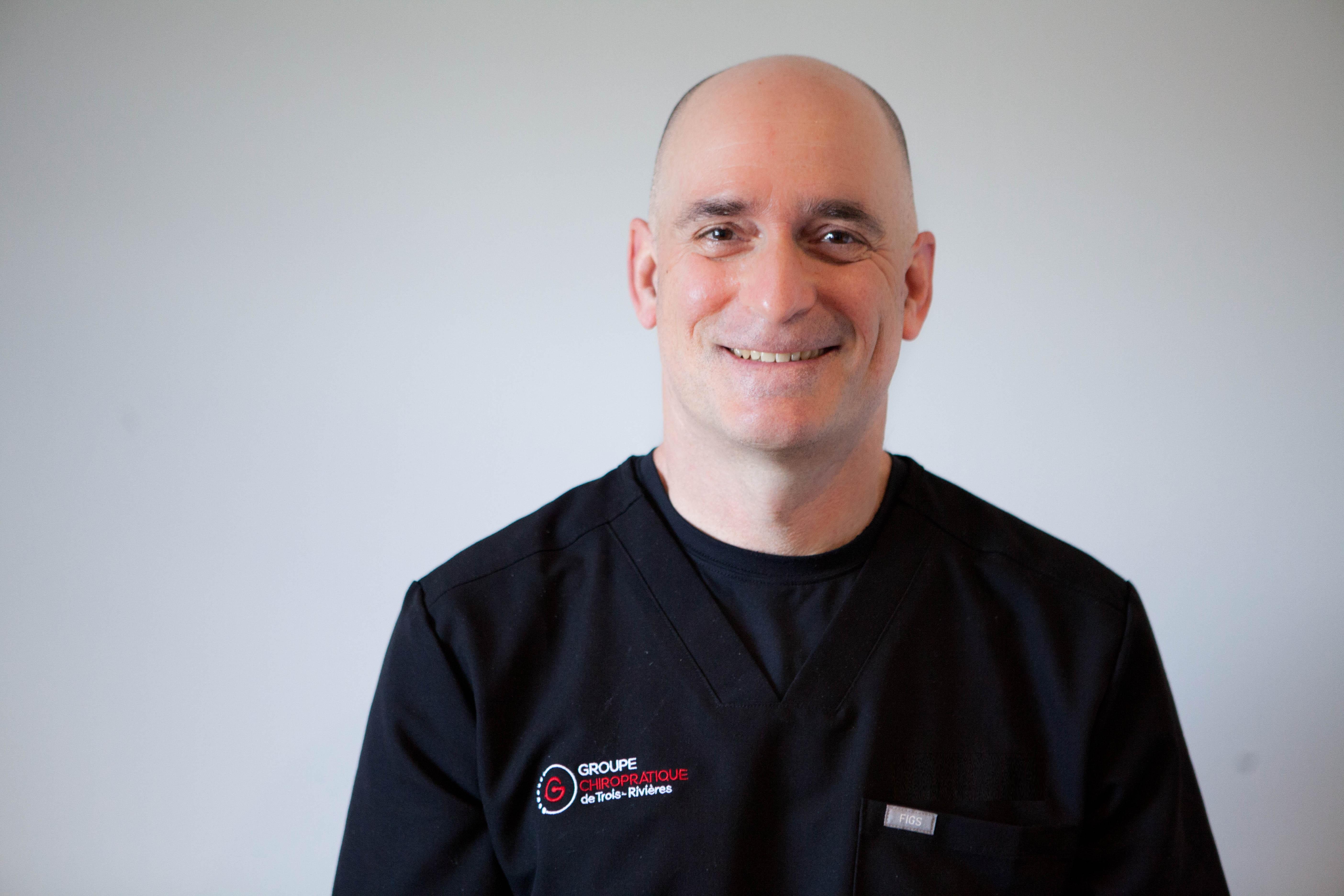 Dr Dave Frost   Chiropraticien   Trois-Rivières