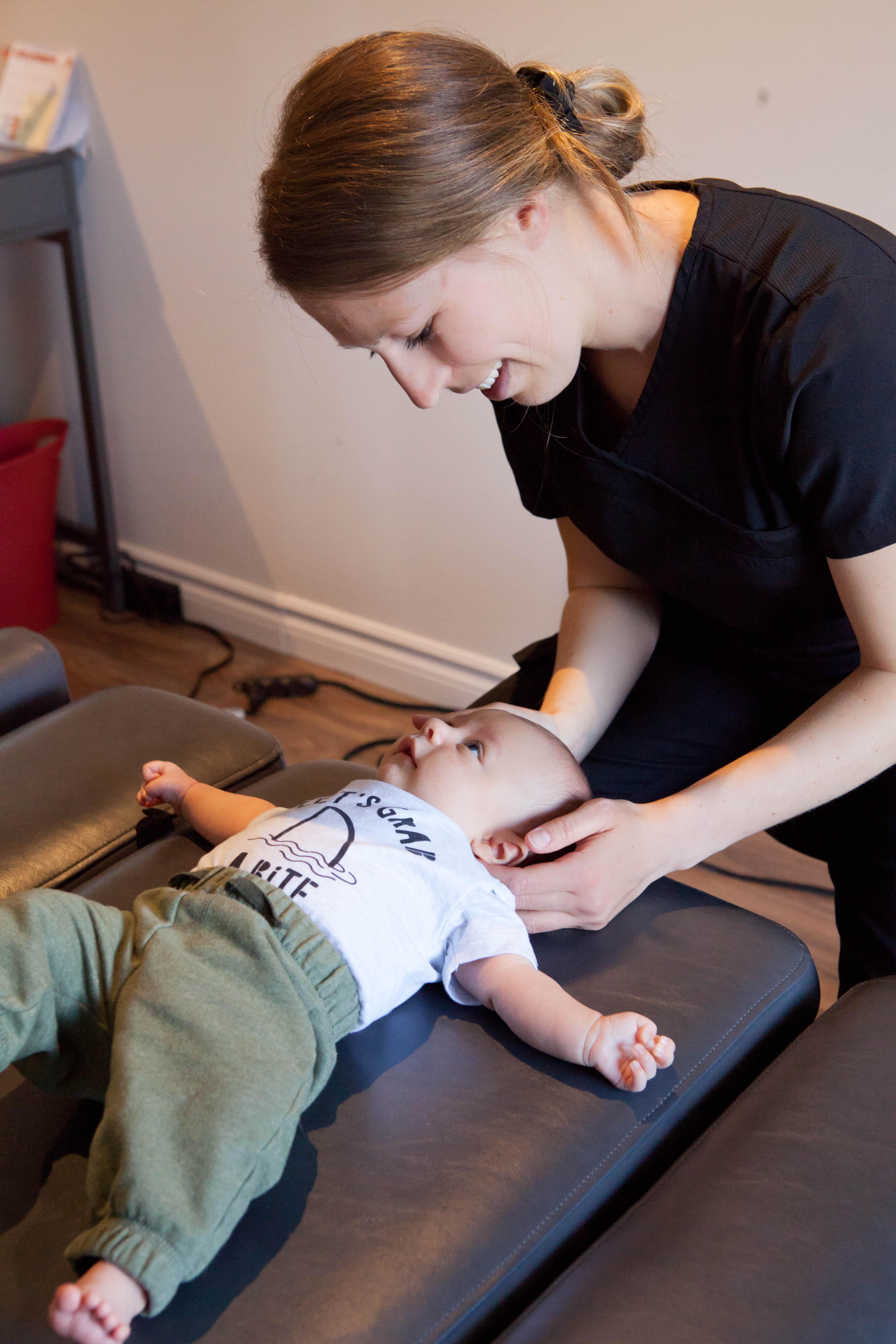 Chiropratique pédiatrique