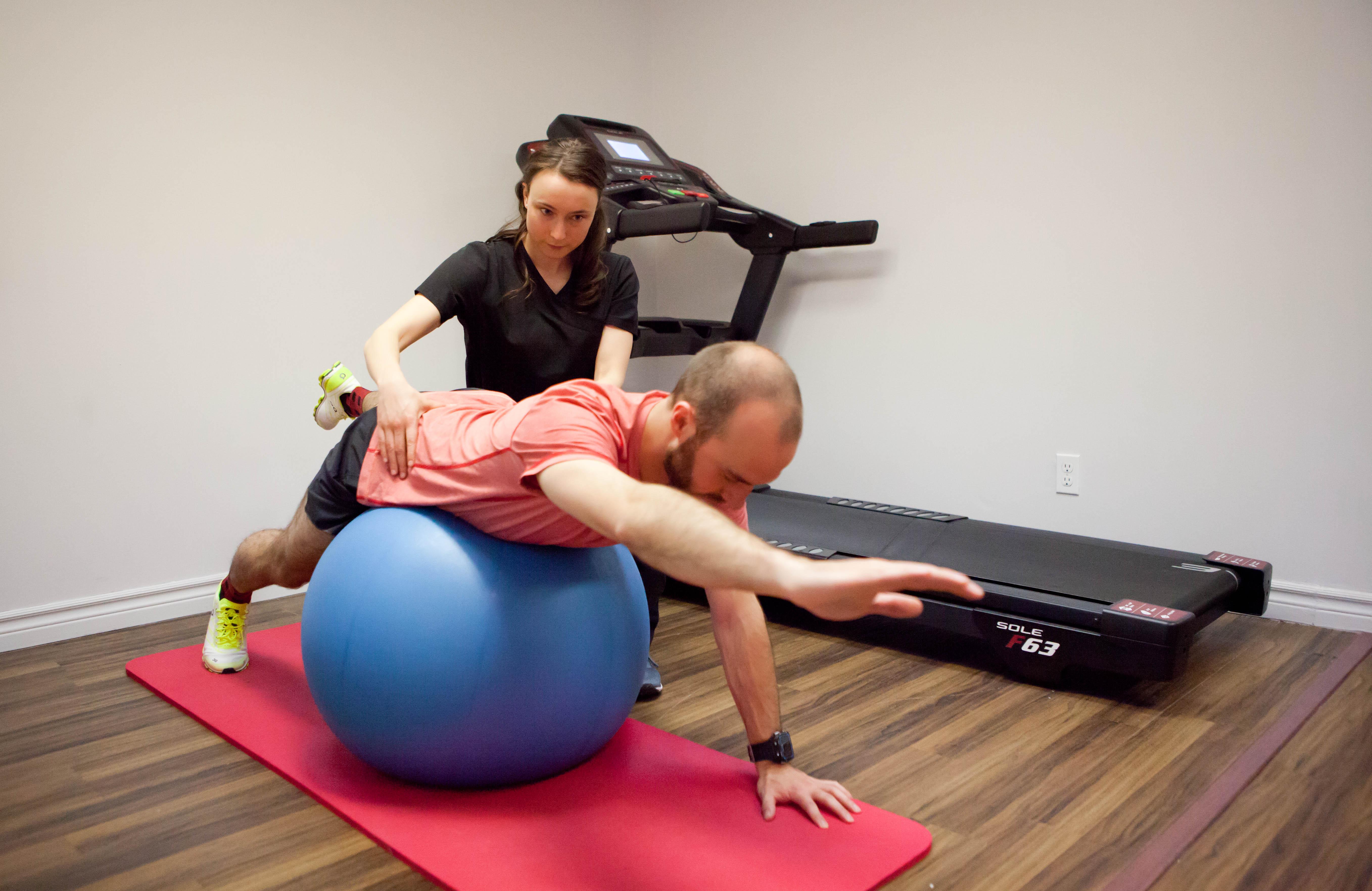 Exercices thérapeutiques