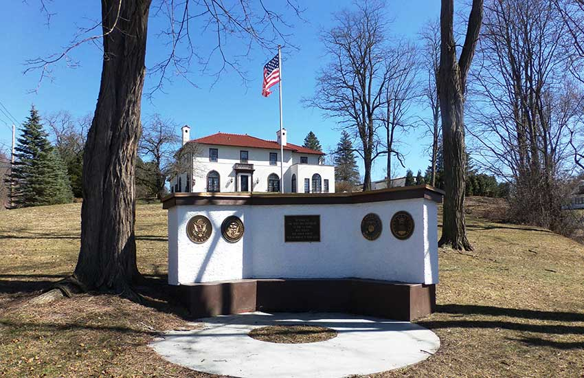 7th Ward Veterans' Memorial, Amsterdam, NY