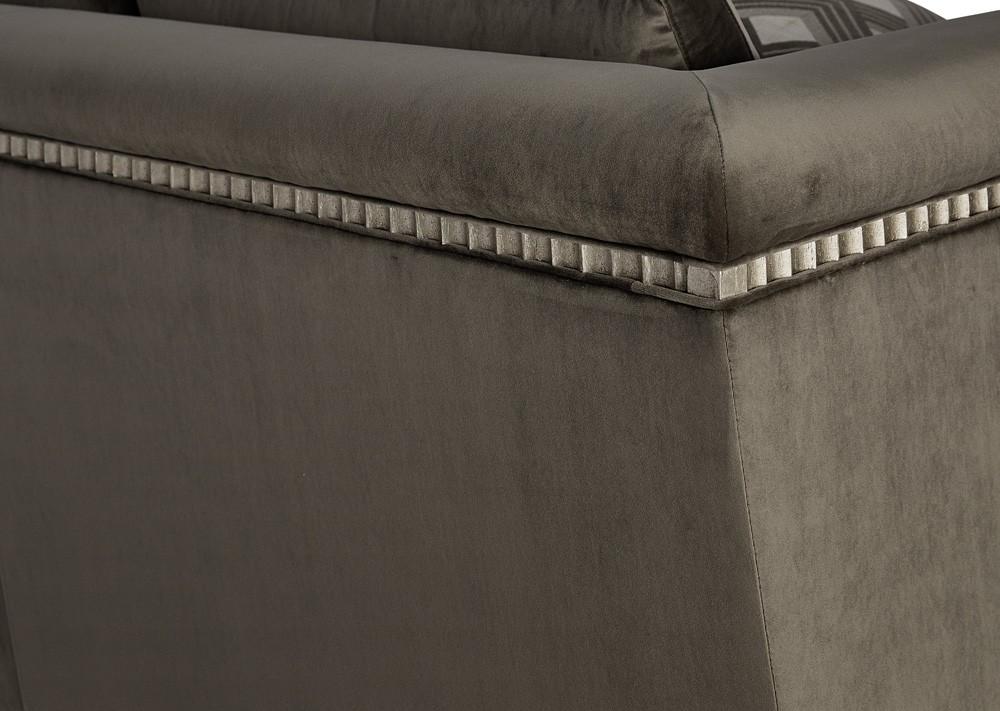 Morrissey Mani sectional Sofa Details