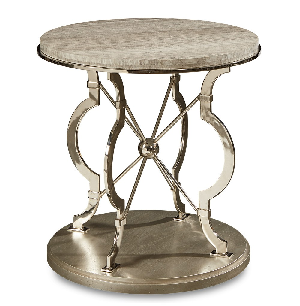 Morrissey Yeats Round Lamp Table Overview 2