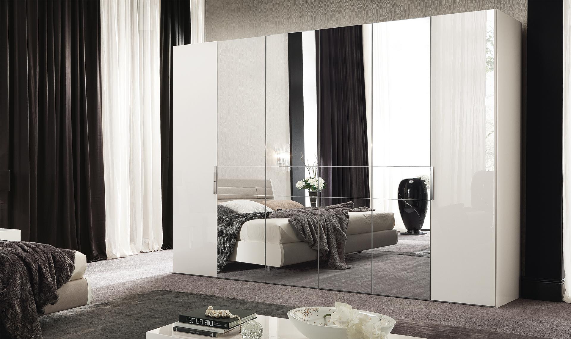 Canova Bedroom 6/D Swinging Wardrobe