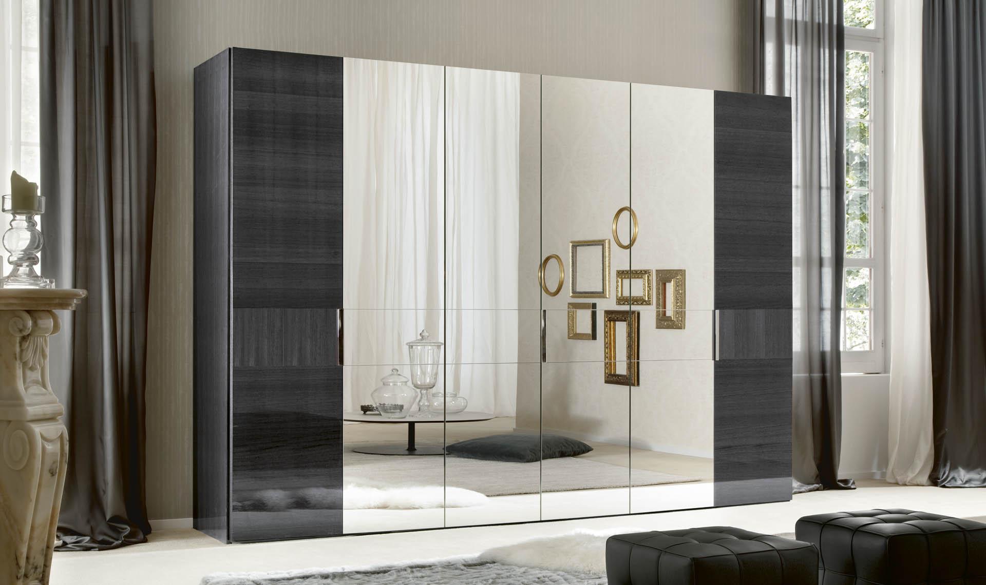 Montecarlo Bedroom 6/D Swinging Wardrobe