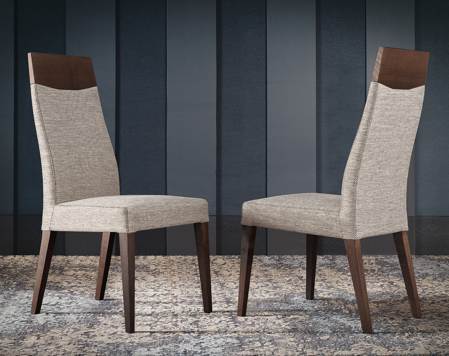 Accademia Dining Room Regale Chairs