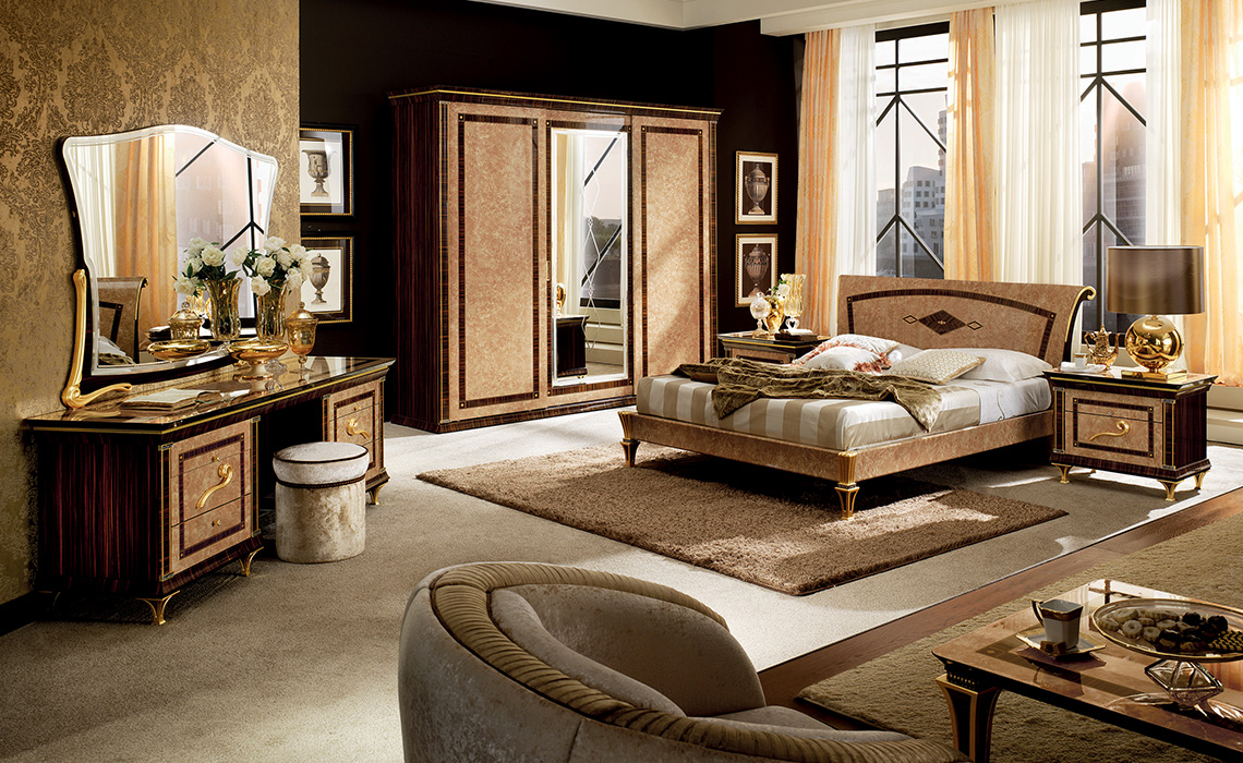 Rossini Bedroom overview 1