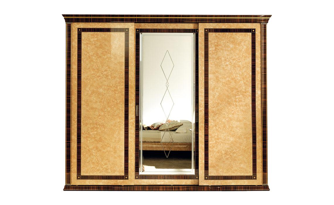 Rossini Bedroom Large Wardrobe