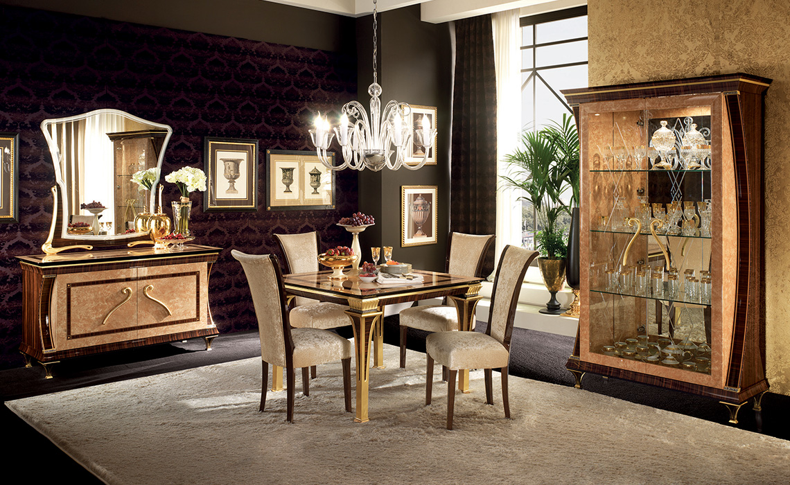 Rossini Dining room Small Table