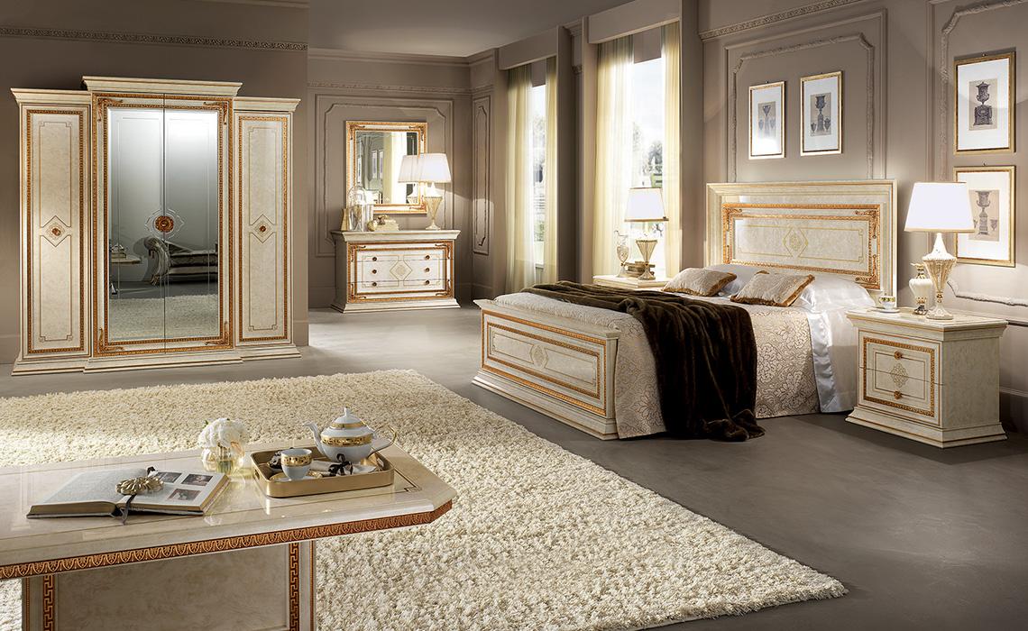 Leonardo Bedroom overview