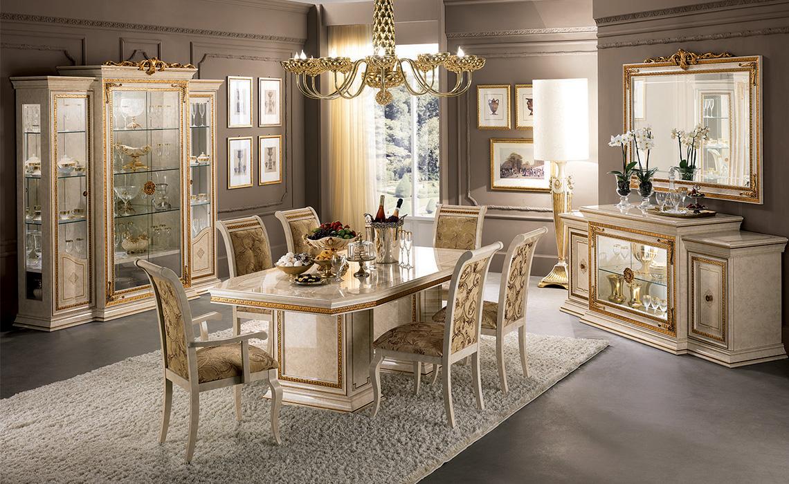 Leonardo Dining room Overview2