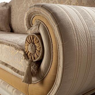 Leonardo Living Room cylindrical cushion