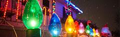 Christmas Light Installation in Princeton, NJ