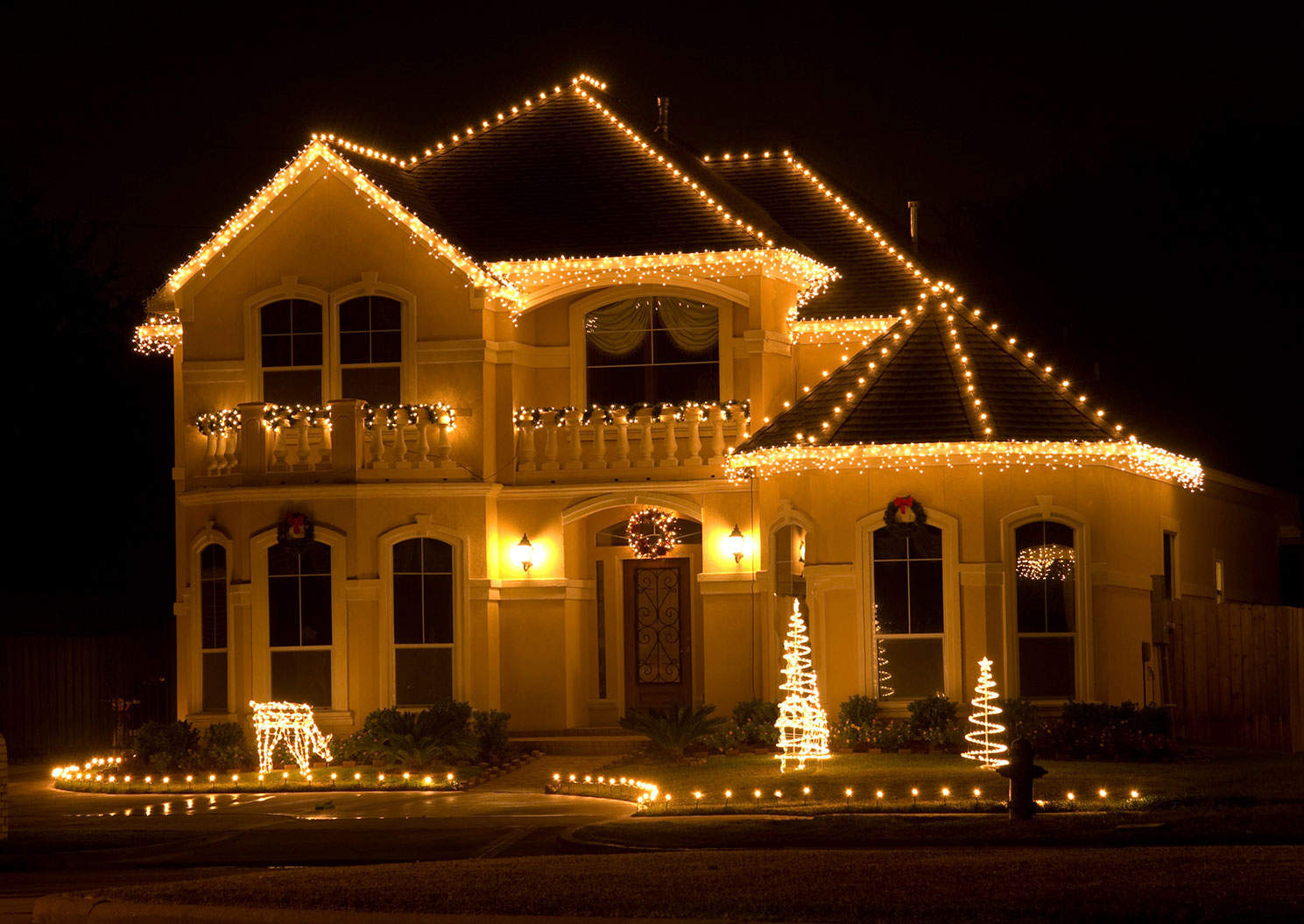 Christmas Lights Installer.Custom Made Christmas Light Installation Princeton Nj