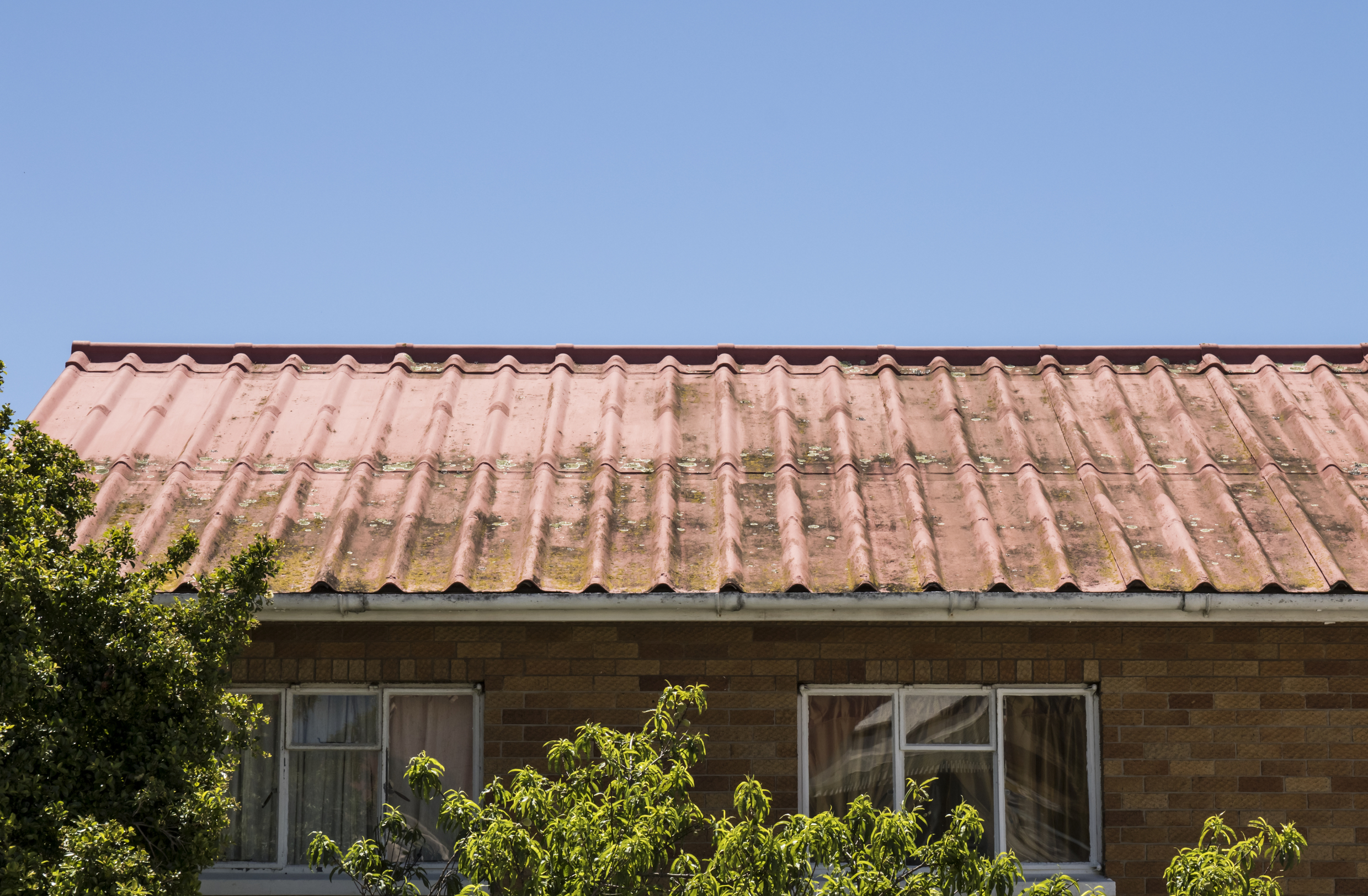 Gem has all the equipment to get your roof cleaned effectively.