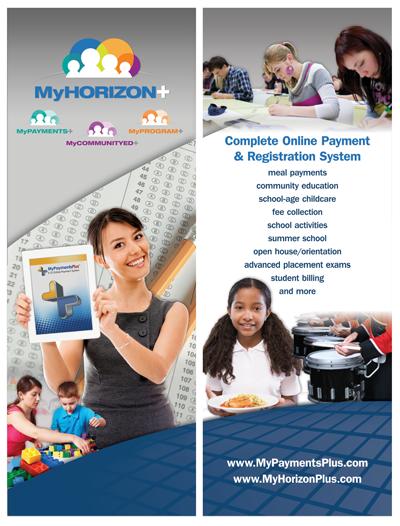 MyHorizonPlus event stand ups
