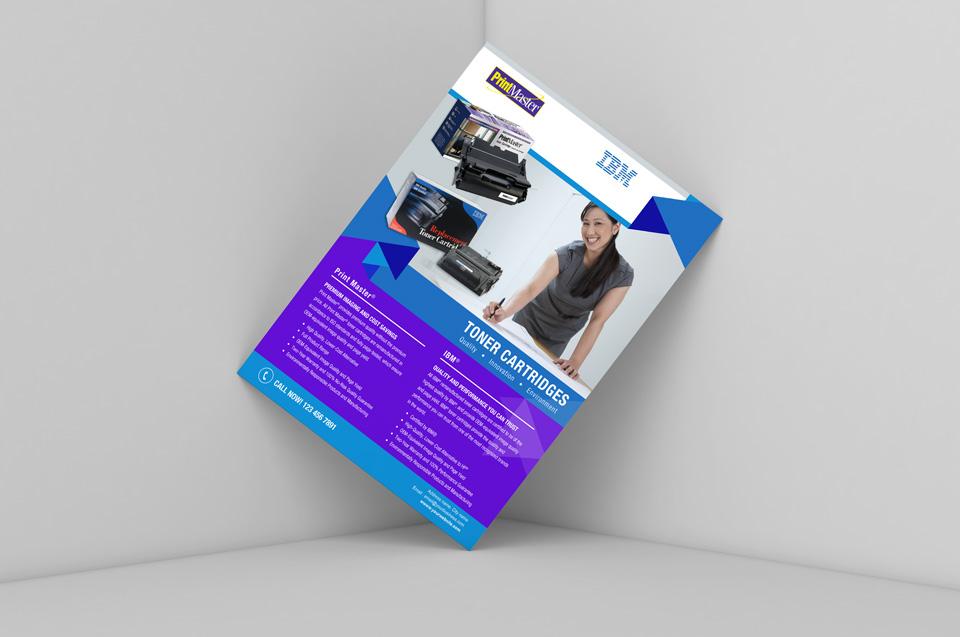 photo of flyer for IBM