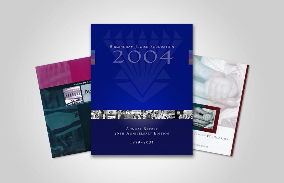 photo of organizational collateral