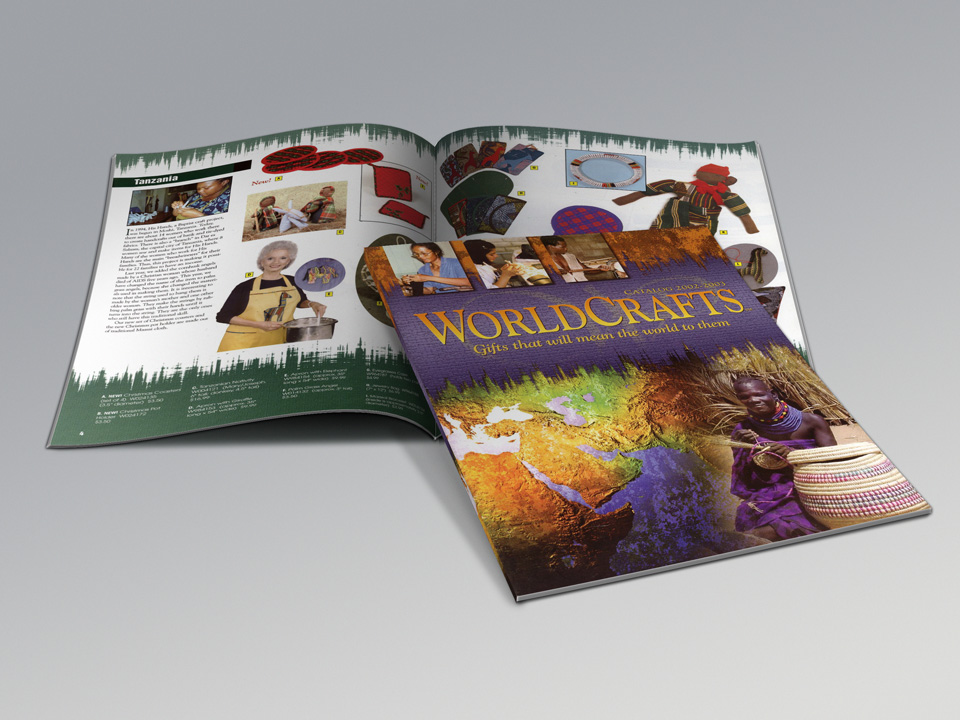 photo of WorldCrafts magazines