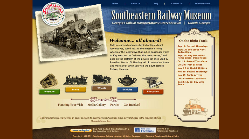 Southeastern Railway Museum_After