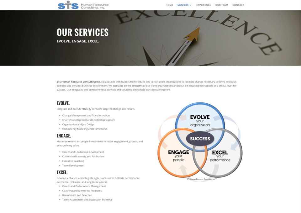 photo of STS HR Consulting detail