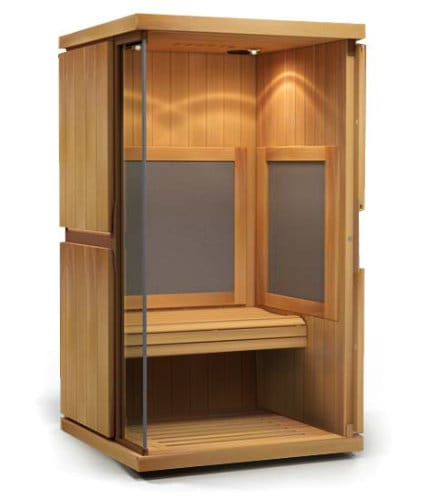 MPULSE ASPIRE SAUNA INTERIEUR