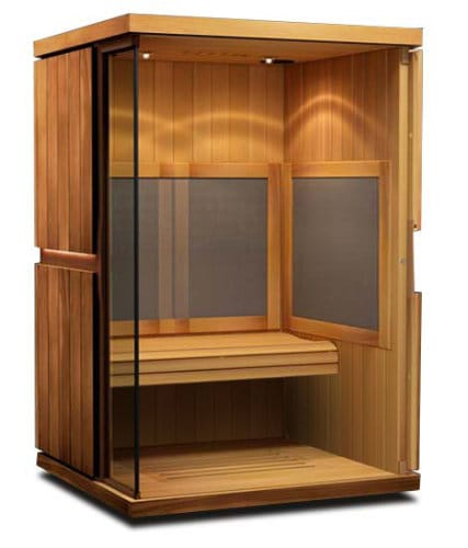 MPULSE believe SAUNA INTERIEUR